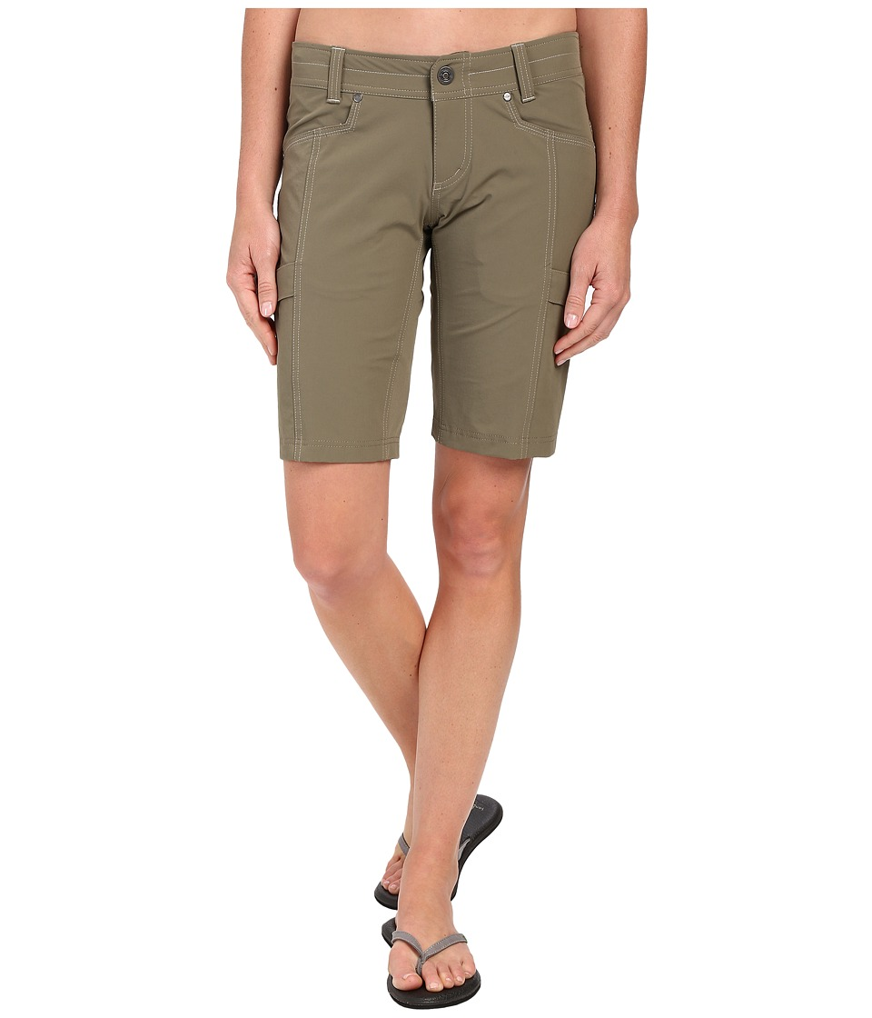 Kuhl - Anika Shorts (Dark Khaki) Women's Shorts