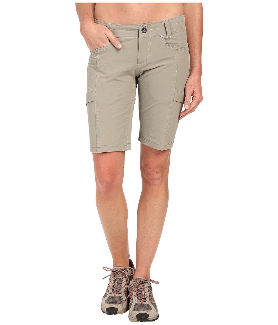 Kuhl - Anika Shorts (Khaki) Women's Shorts
