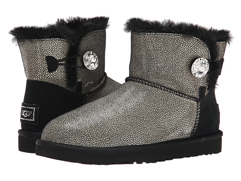 UGG - Bling Sting (Black) Women's Shoes