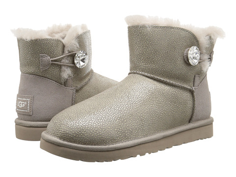 UGG - Bling Sting (Oyster) Women's Shoes
