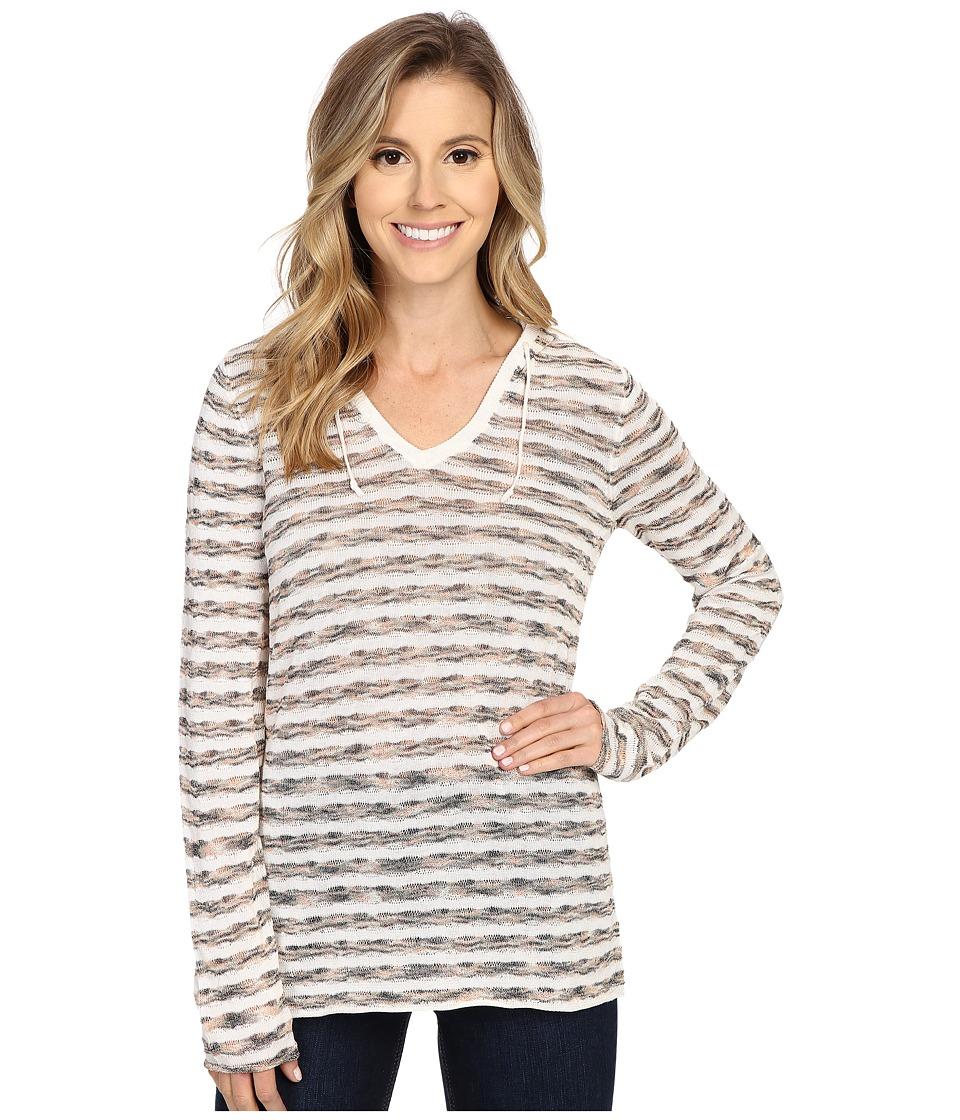 Royal Robbins - Aurora Hoodie (Creme) Women's Sweatshirt