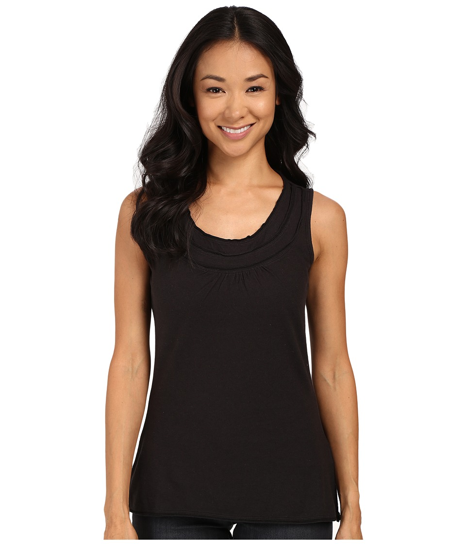 Royal Robbins - Breeze Thru Tank Top (Jet Black) Women's Sleeveless