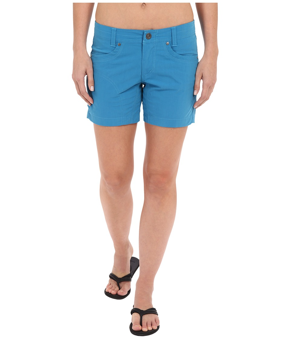 KUHL - Splash 5.5 Short (Seaport) Women's Shorts