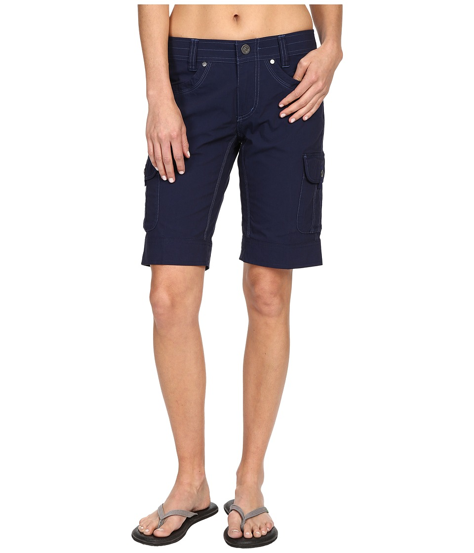 KUHL - Splash 11 Short (Indigo) Women's Shorts