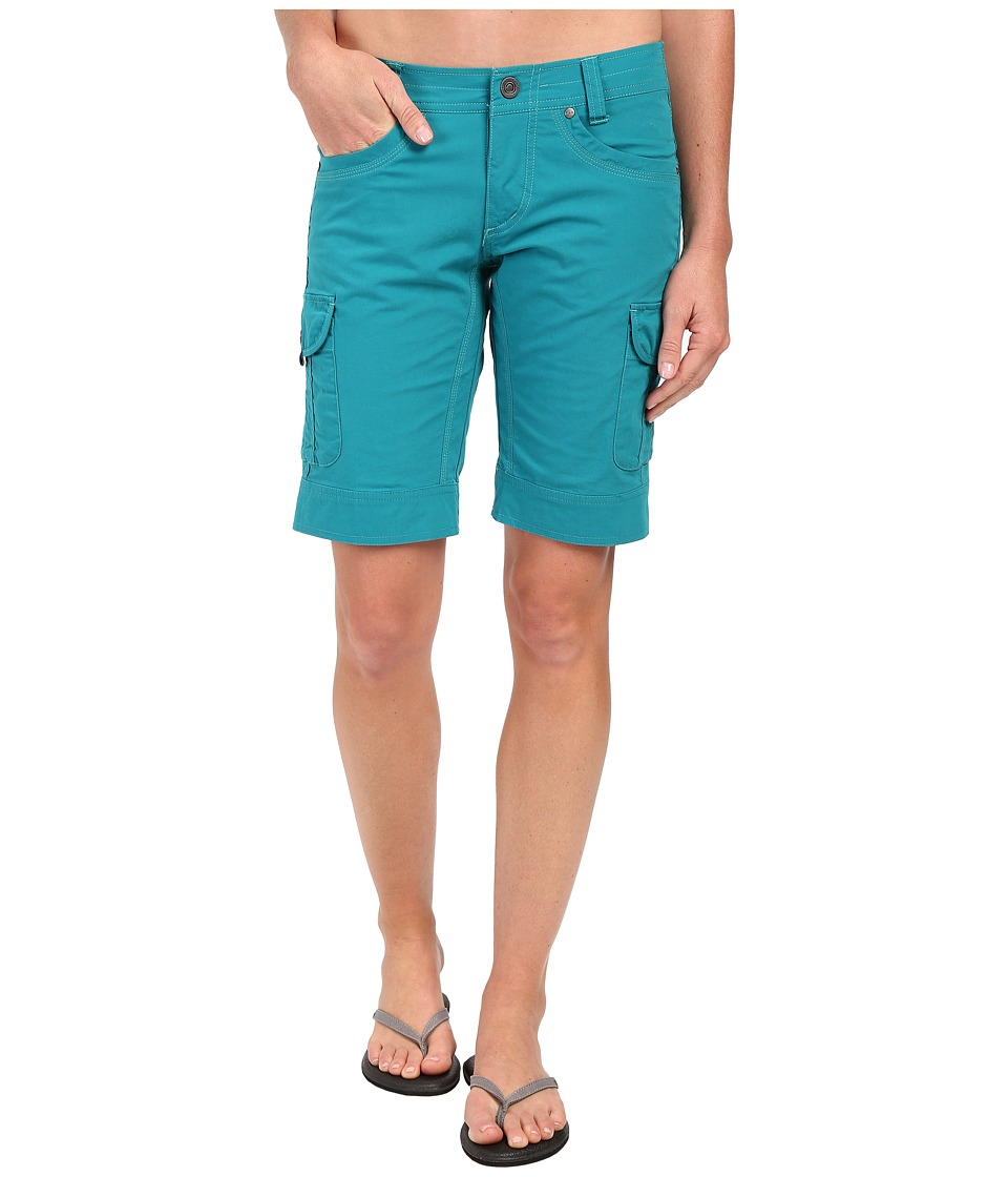 Kuhl - Splash 11 Short (Mountain Jade) Women's Shorts