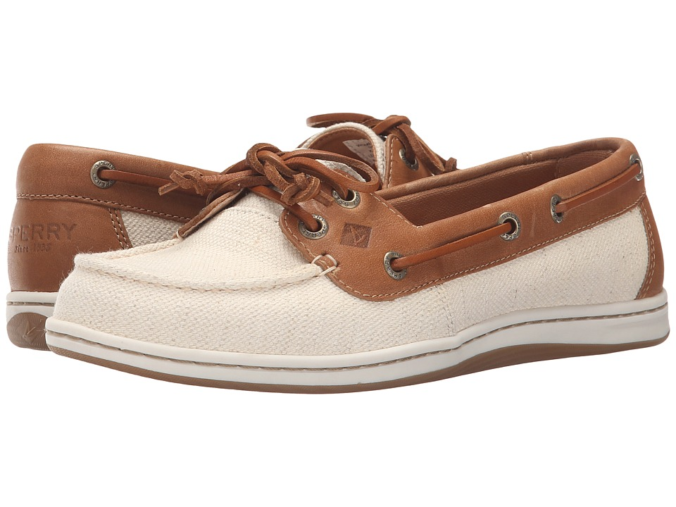 Sperry Top-Sider Firefish Nubby Canvas (Natural) Women