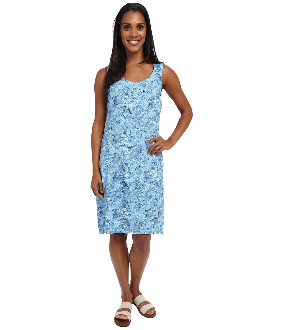 Royal Robbins Panorama Printed Dress (Marine) Women