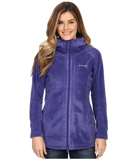 Columbia - Benton Springs II Long Hoodie (Skyward) Women's Sweatshirt
