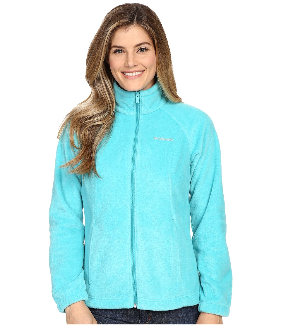 Columbia - Benton Springs Full Zip (Miami) Women's Jacket