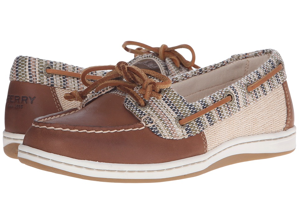 Sperry Top-Sider Firefish Raffia Stripe (Beige) Women