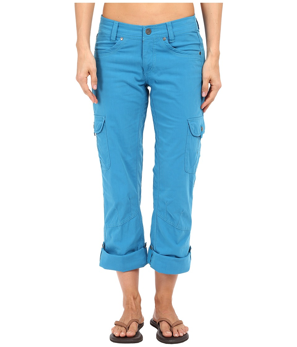 Kuhl - Splash Roll-Up Pant (Seaport) Women's Casual Pants