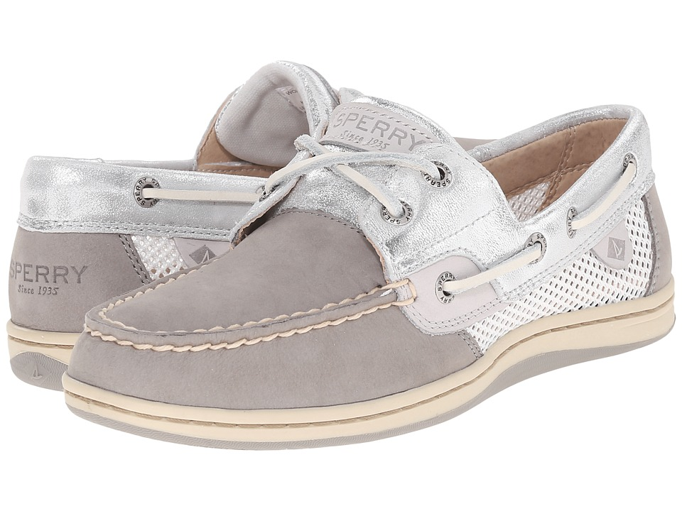 Sperry Top-Sider Koifish Metallic Mesh (Grey/Silver) Women