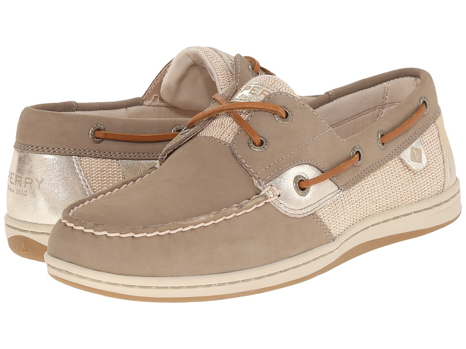Sperry Top-Sider Koifish Metallic (Taupe) Women