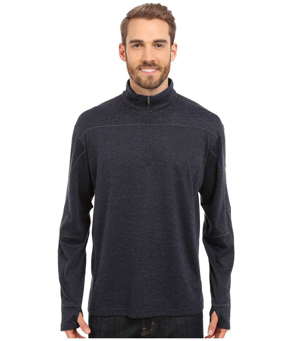 Kuhl - Kobra Pullover (Mutiny Blue) Men's Long Sleeve Pullover