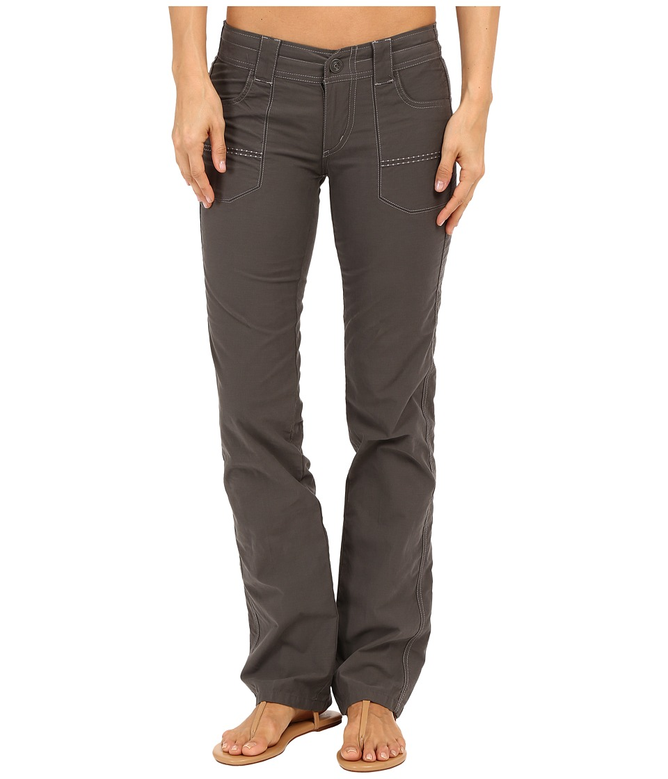 KUHL - Kendra Straight Fit Pants (Carbon) Women's Casual Pants