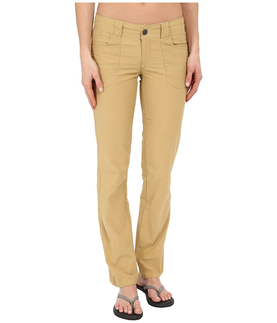 Kuhl - Kendra Straight Fit Pants (Camel) Women's Casual Pants