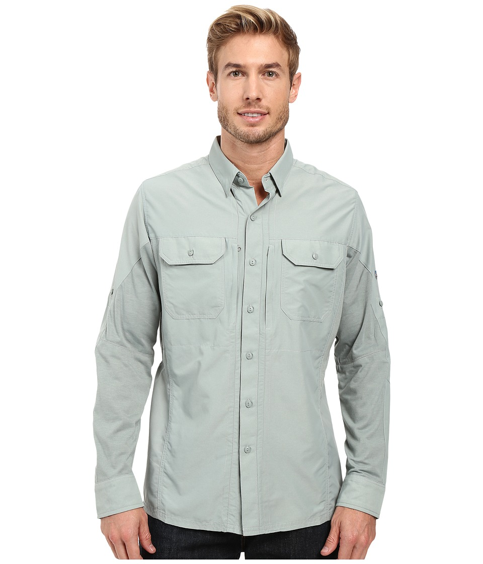 Kuhl - Airspeed Long Sleeve Top (Desert Sage) Men's Long Sleeve Button Up