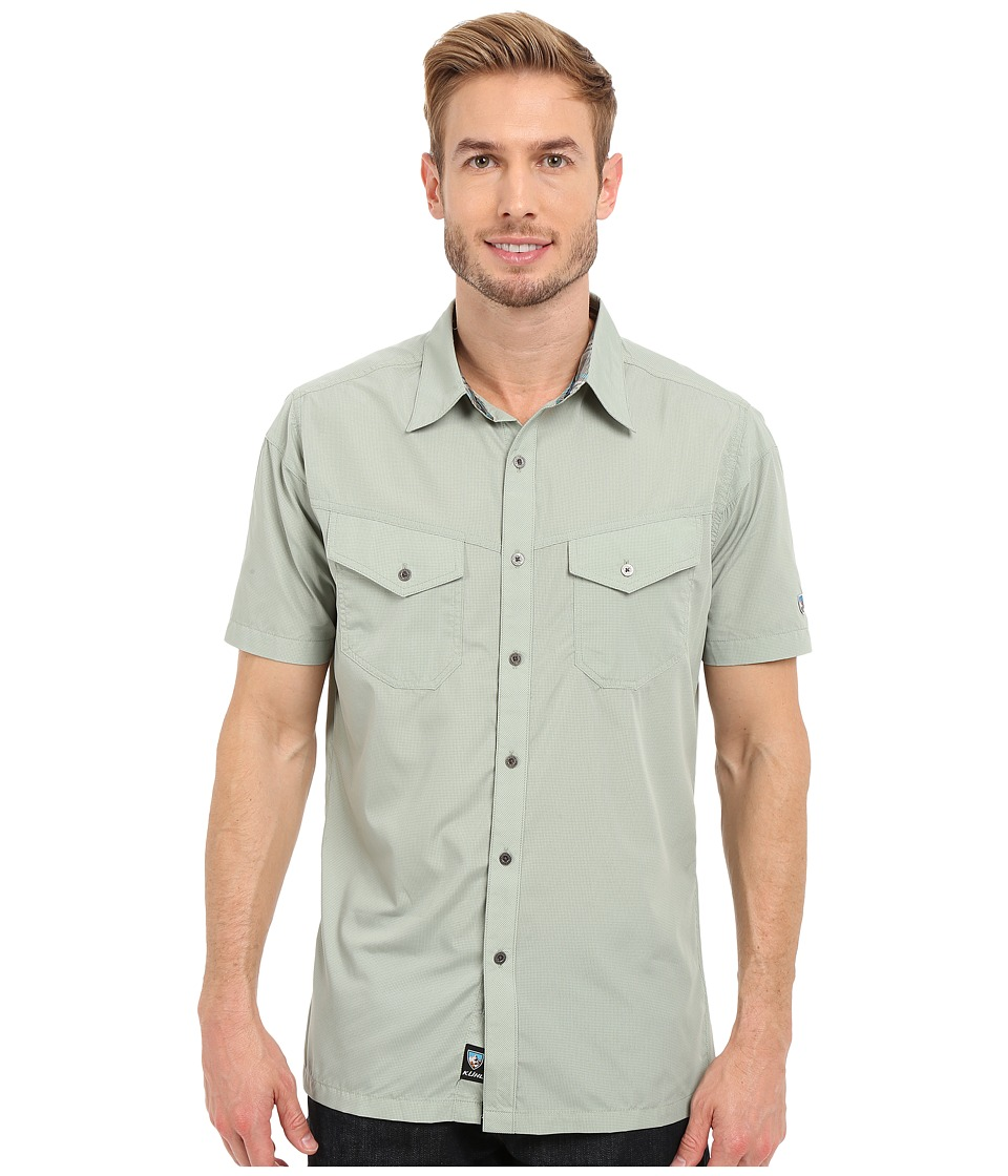 Kuhl - Stealth (Desert Sage) Men's Short Sleeve Button Up