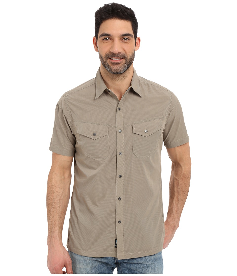 Kuhl - Stealth (Koyote) Men's Short Sleeve Button Up