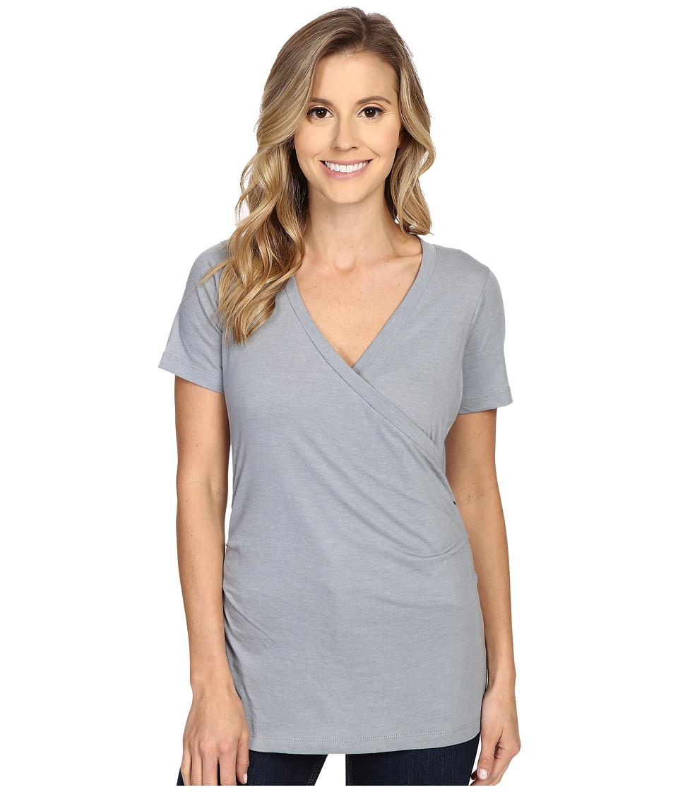 Aventura Clothing - Erin Short Sleeve (Tradewinds) Women's T Shirt