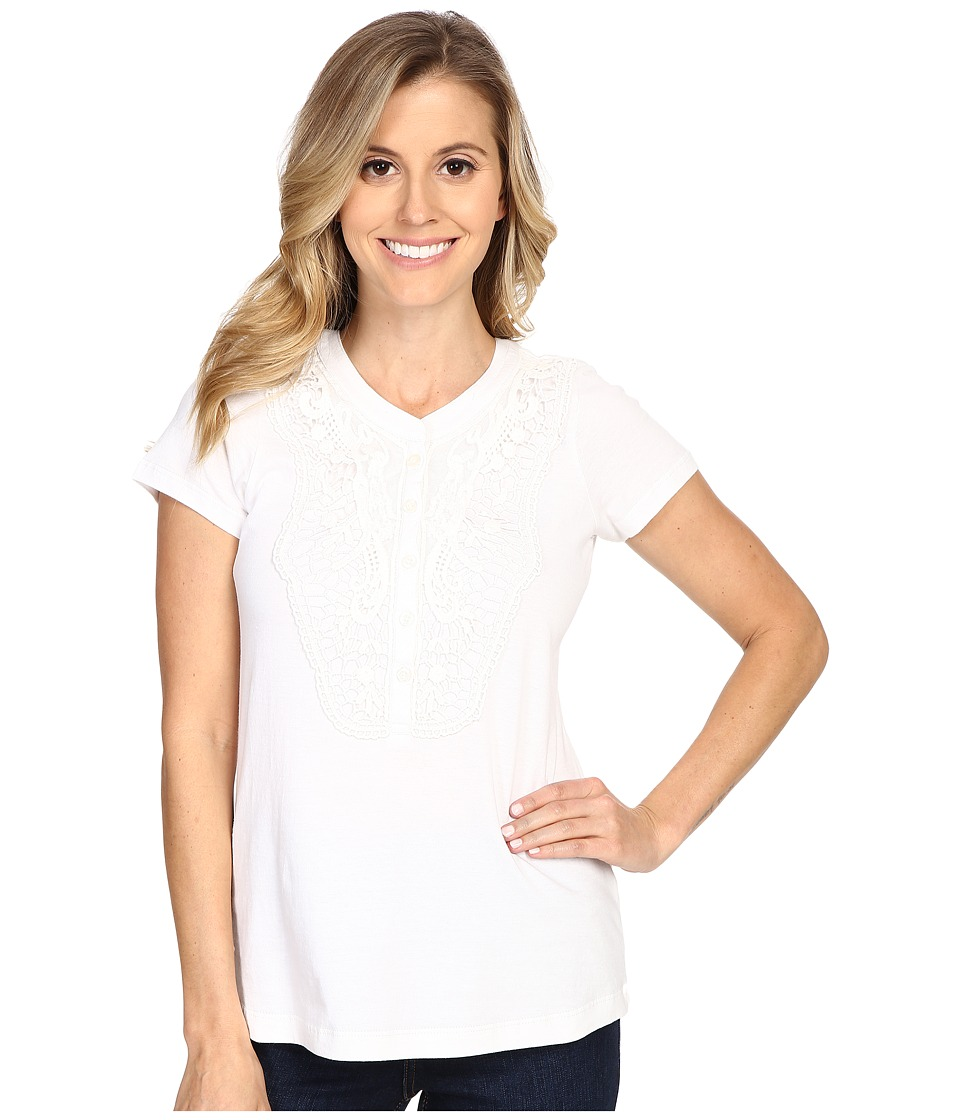 Aventura Clothing - Lulu Top (White) Women's T Shirt