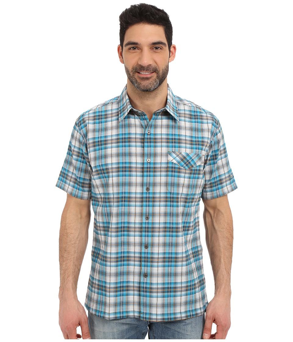 KUHL - Stallion (Skuba Fuzion) Men's Short Sleeve Button Up