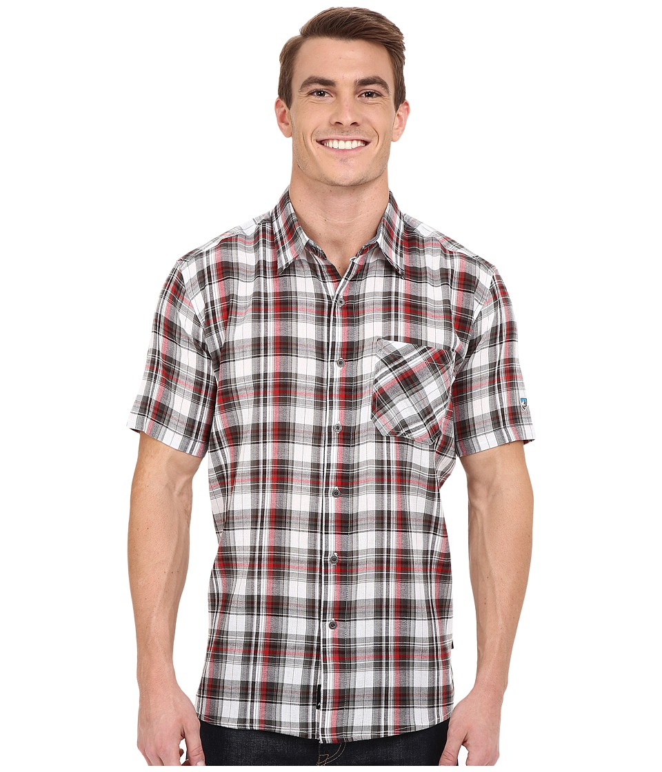 KUHL - Tropik S/S Shirt (Chili Pepper) Men's Short Sleeve Button Up