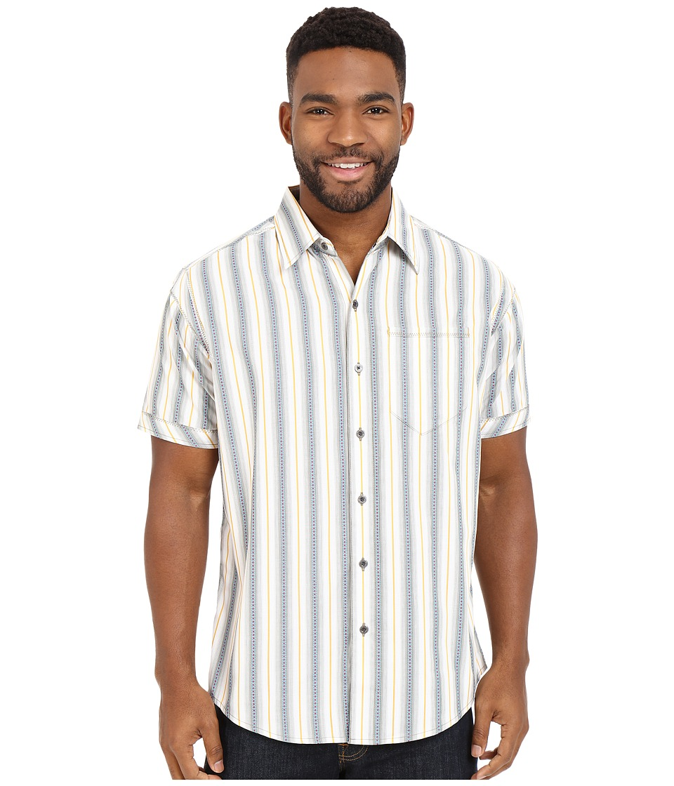 Kuhl - The Bohemian Short Sleeve Shirt (Gold Fuzion) Men's Short Sleeve Button Up