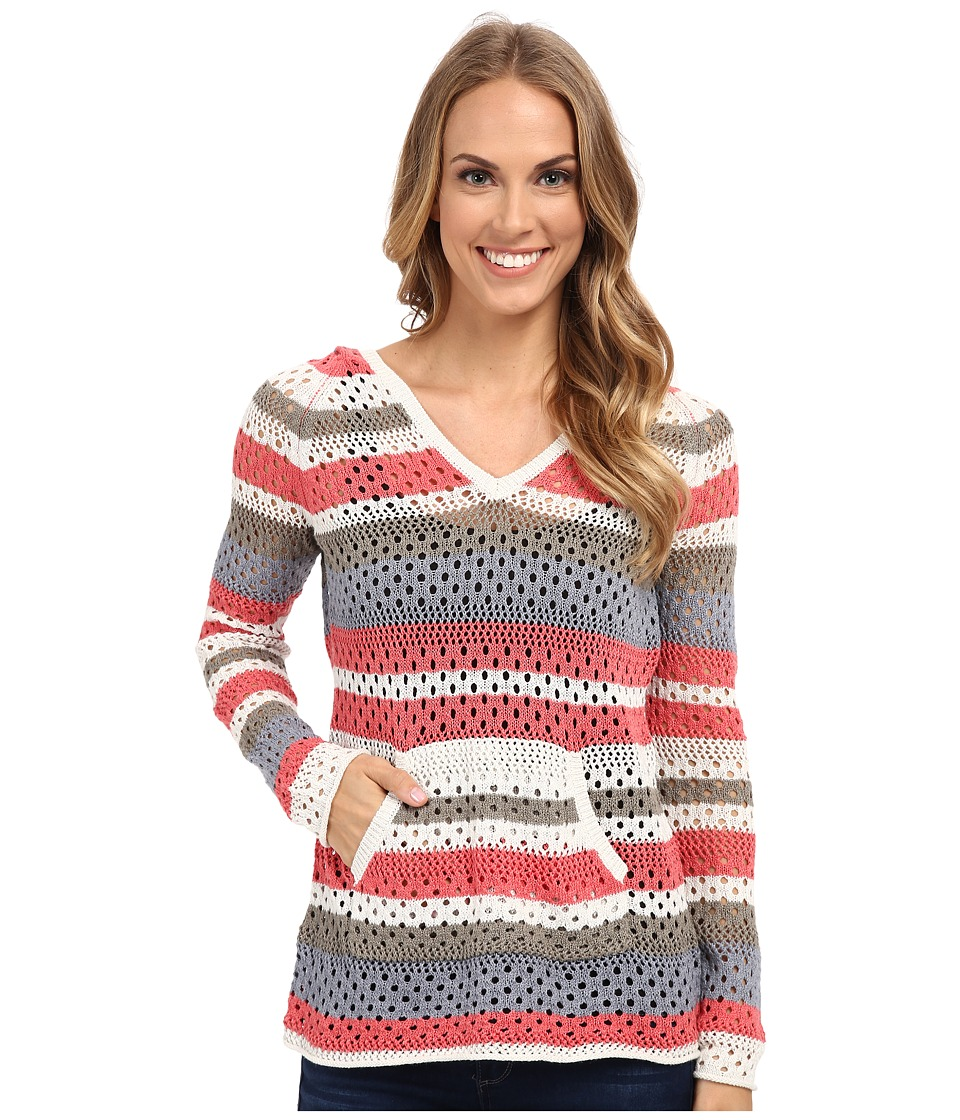 Aventura Clothing - Pippa Sweater (Spiced Coral) Women's Sweater