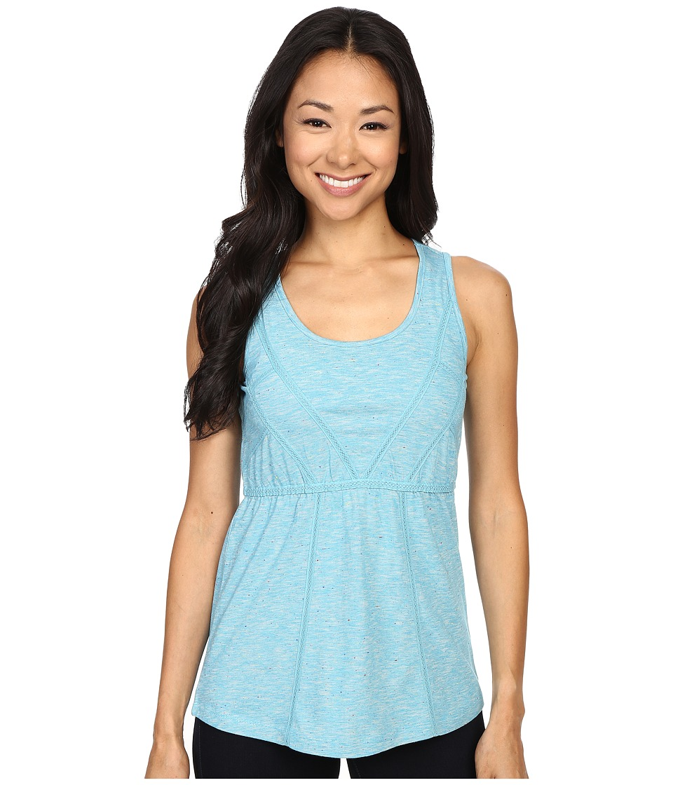 Aventura Clothing - Artisan Tank Top (Mosaic Blue) Women's Sleeveless