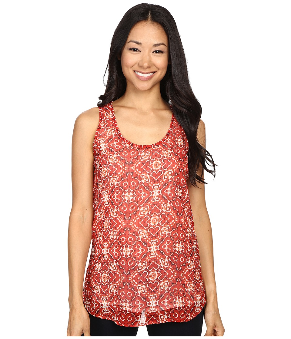 Aventura Clothing - Talisa Tank Top (Chipotle) Women's Sleeveless