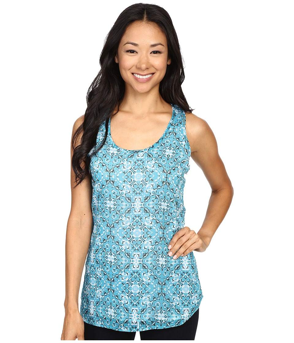 Aventura Clothing - Talisa Tank Top (Mosaic Blue) Women's Sleeveless
