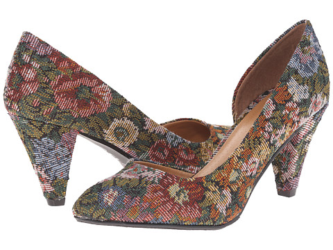 CL By Laundry - Angelina (Multi Tapestry) High Heels