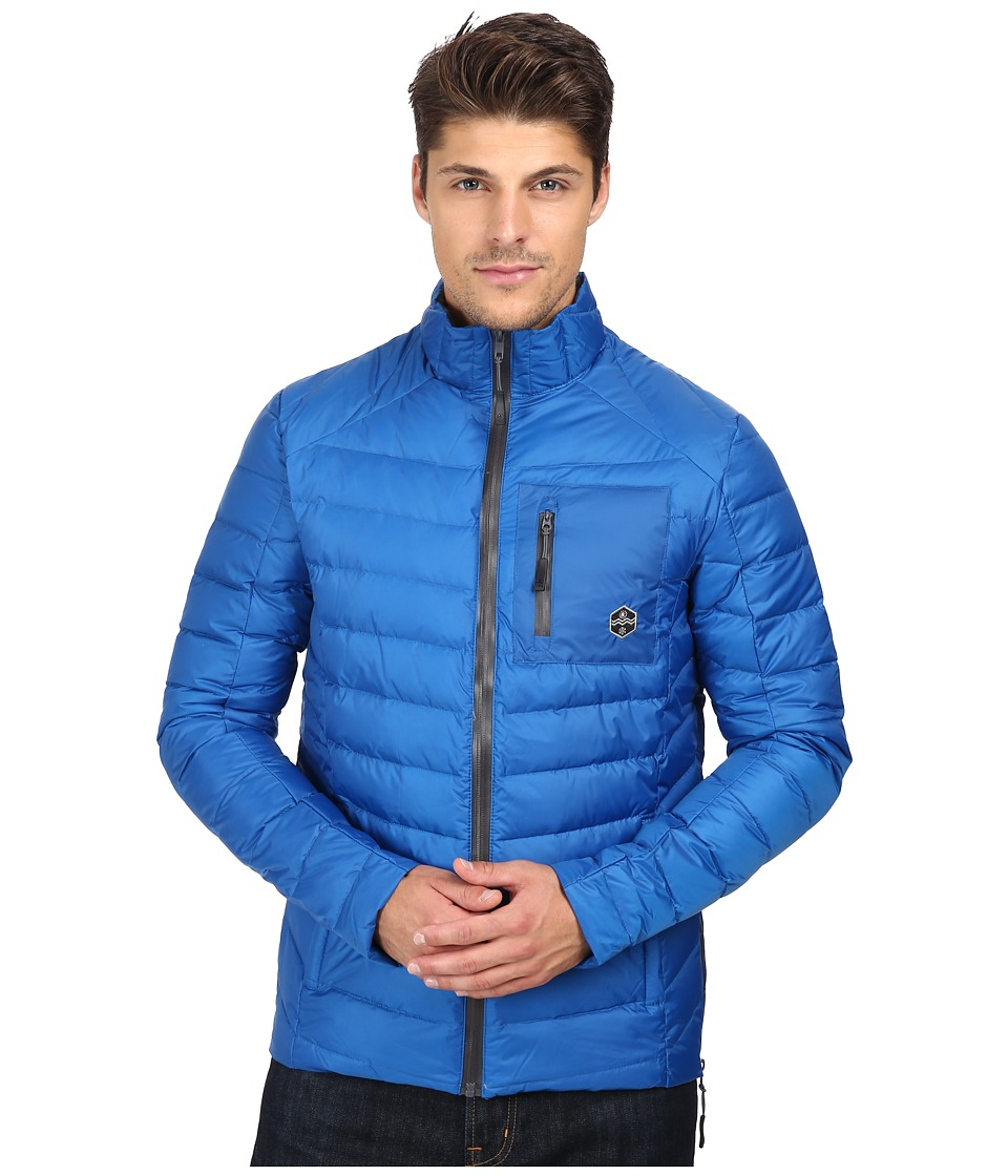 Khombu - Lightweight Puff (Snorkle Blue) Men's Coat