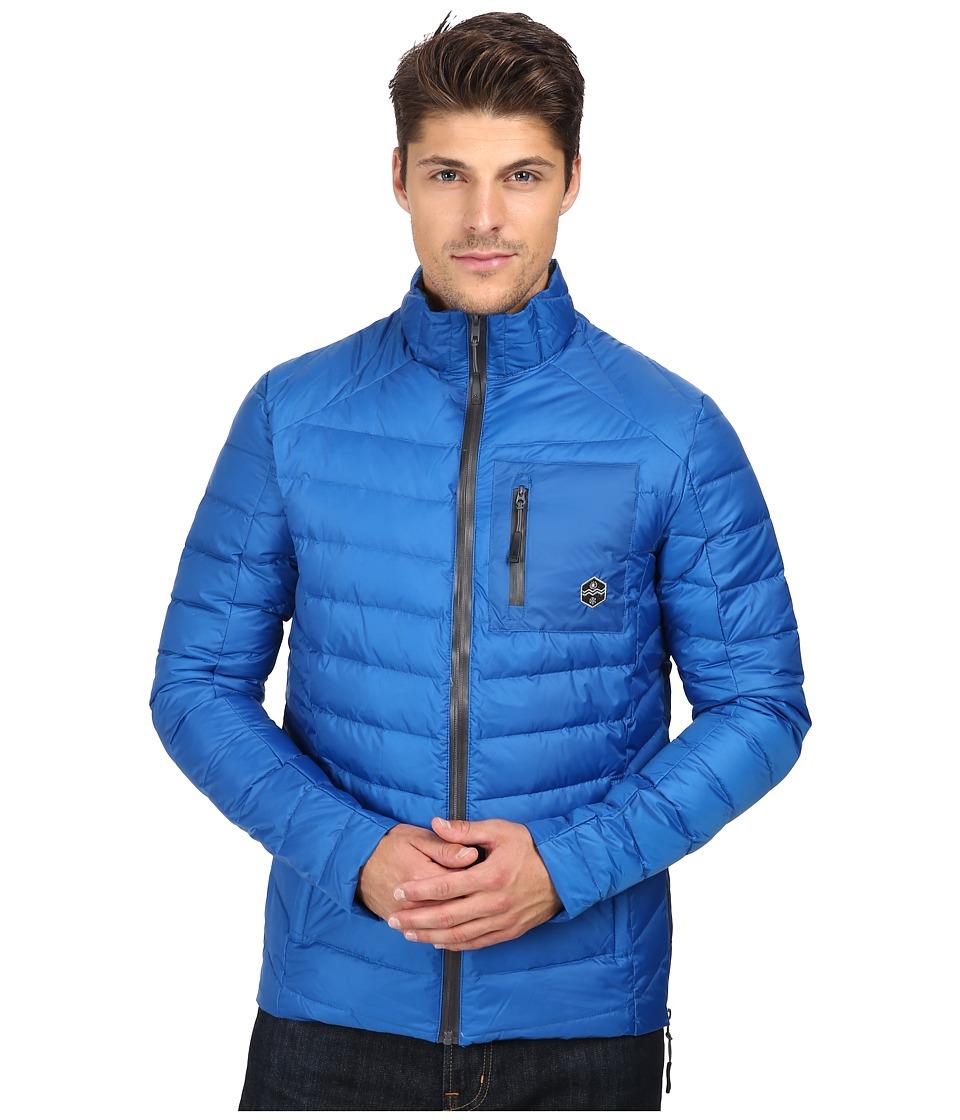 Khombu - Lightweight Puff (Snorkle Blue) Men's Coat