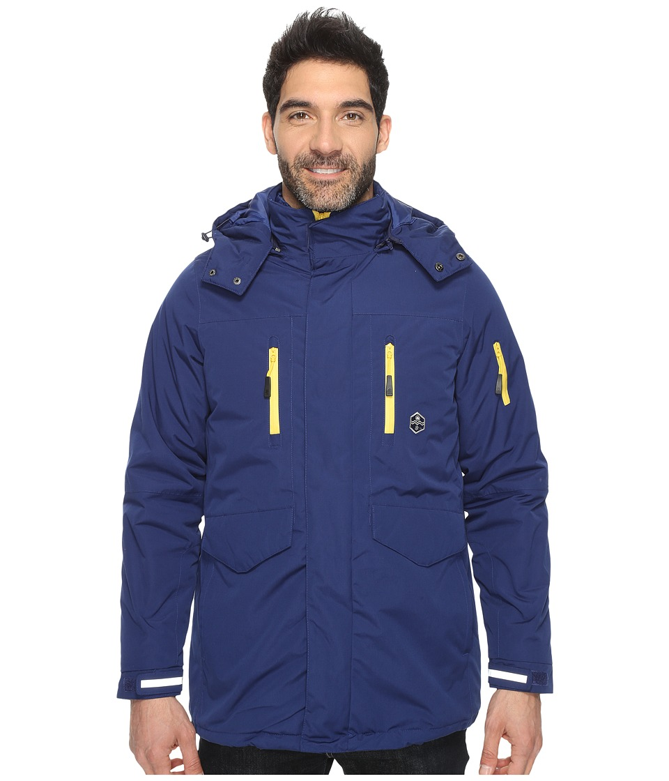 Khombu Tri Season Jacket (Navy) Men