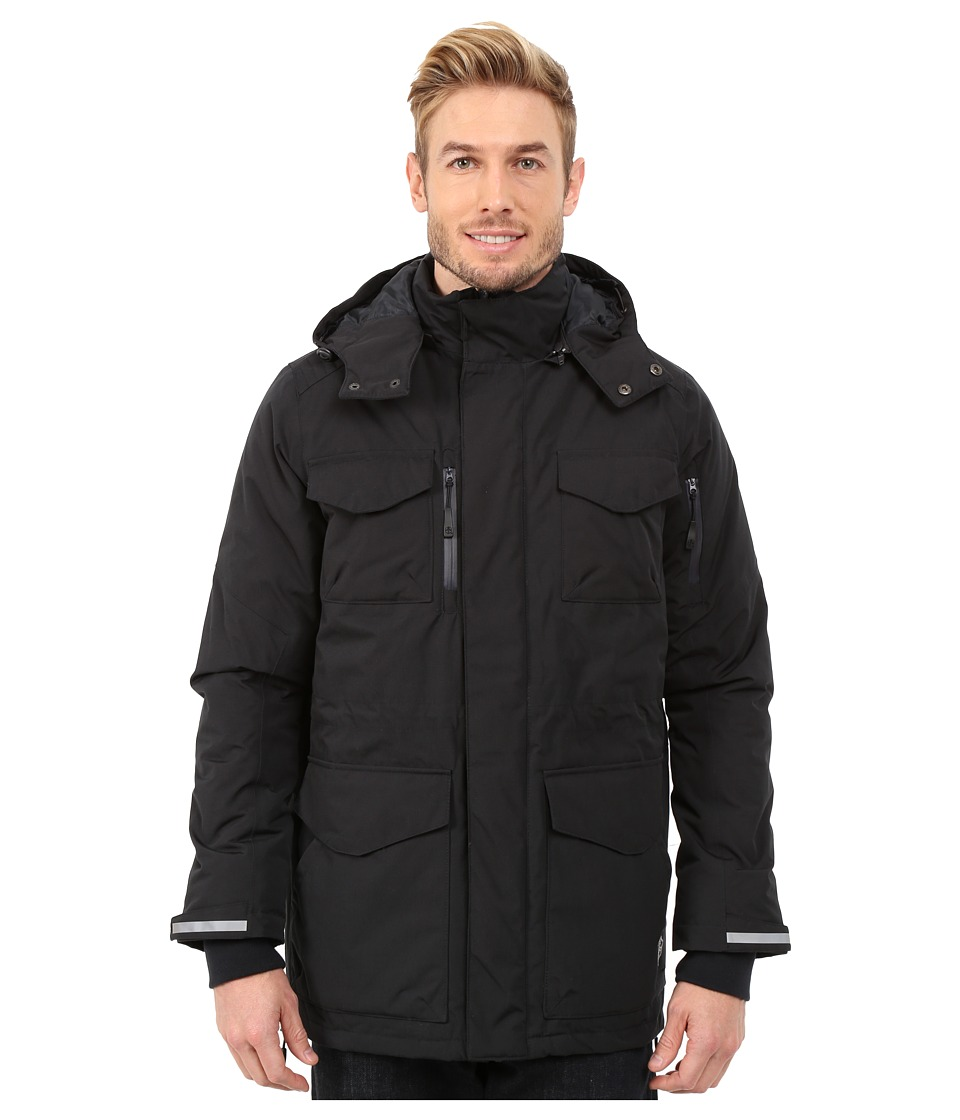 Khombu - Parka Jacket (Graphite) Men's Coat