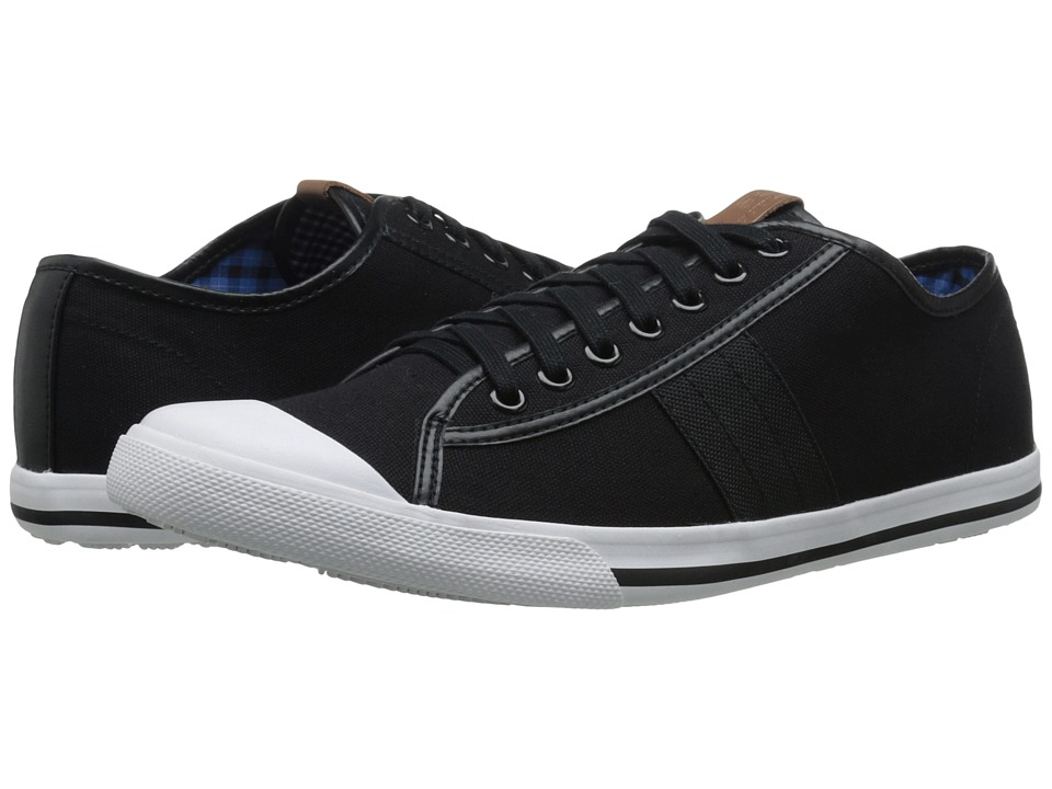 Ben Sherman - Eddie Lo (Jet Black) Men's Lace up casual Shoes