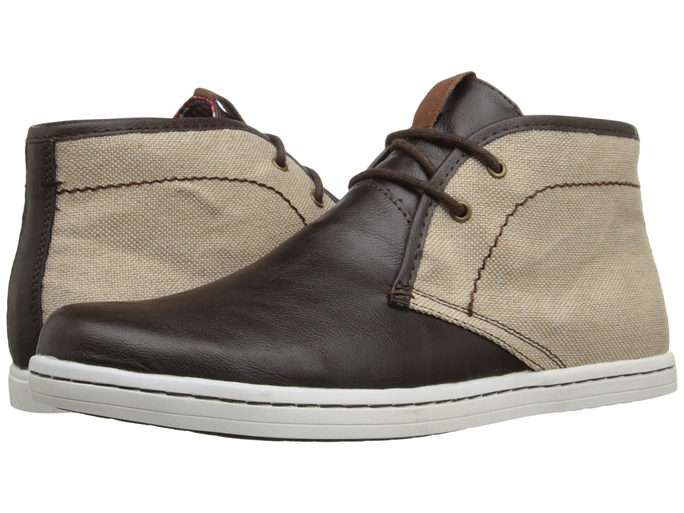 Ben Sherman - Vince (Dark Brown) Men's Shoes