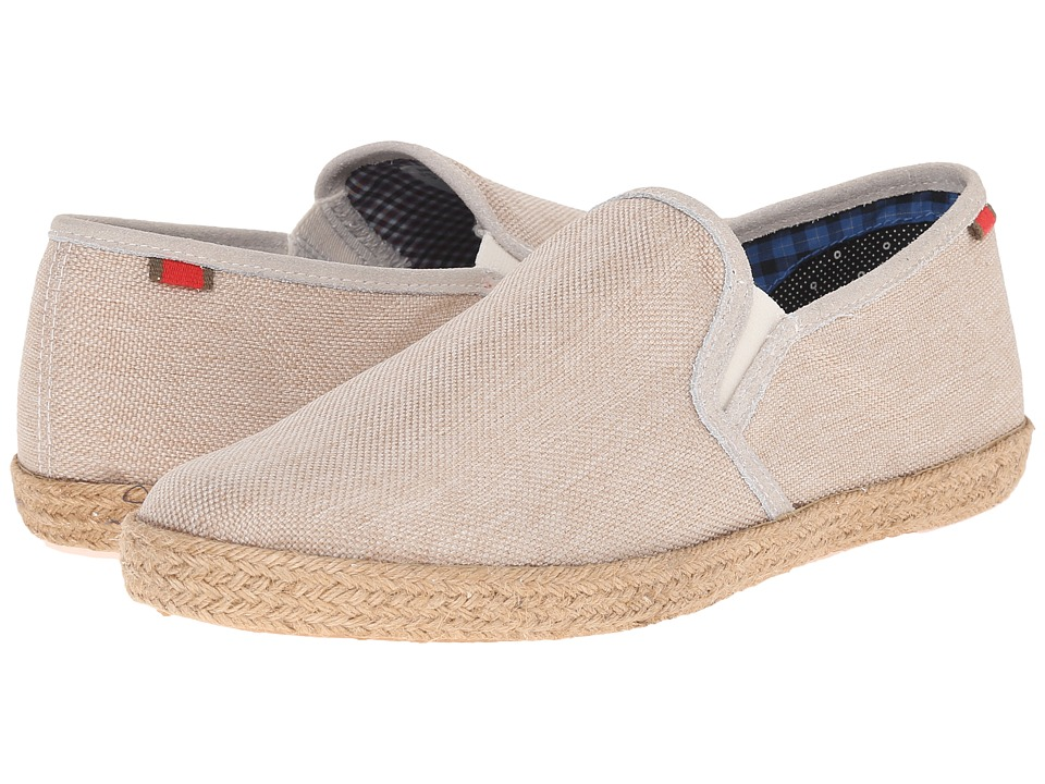 Ben Sherman - Prill Slip-On 2 (Linen) Men's Slip on Shoes