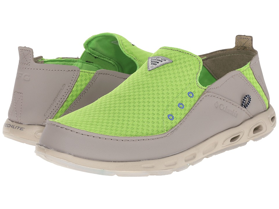 Columbia - Bahamatm Vent Marlin PFG (Kettle/Clean Green) Men's Shoes