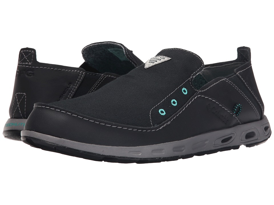 Columbia - Bahama Vent PFG (Shark/Sea Turtle) Men's Slip on Shoes