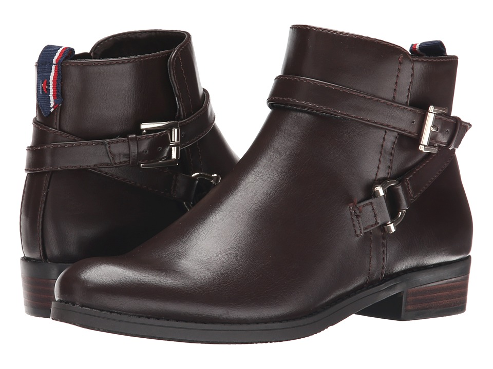 Tommy Hilfiger - Danni 2 (Brown) Women's Boots