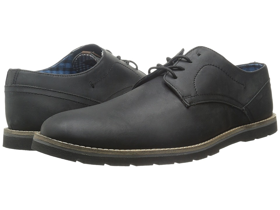 Ben Sherman - Ben (Jet Black) Men's Shoes