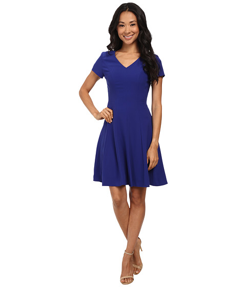 Tahari by ASL - Matt - P Dress (Royal) Women