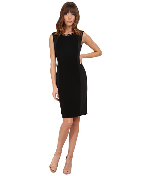 Tahari by ASL - Dave - Q Dress (Black) Women