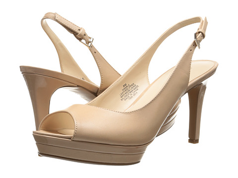 Nine West - Able (Natural Leather) Women