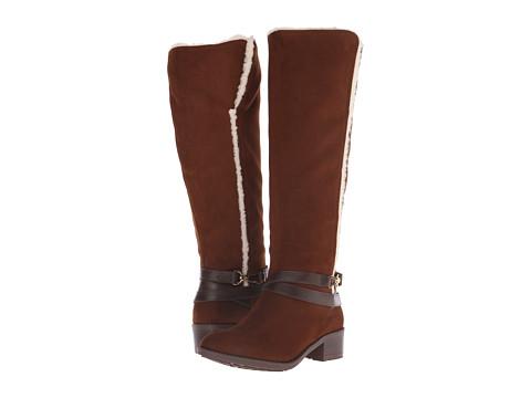 Tommy Hilfiger - Nattie 2 (Dark Chestnut) Women's Zip Boots