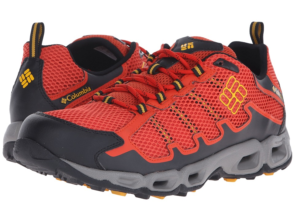 Columbia - Ventastic II (Bonfire/Stinger) Men's Shoes