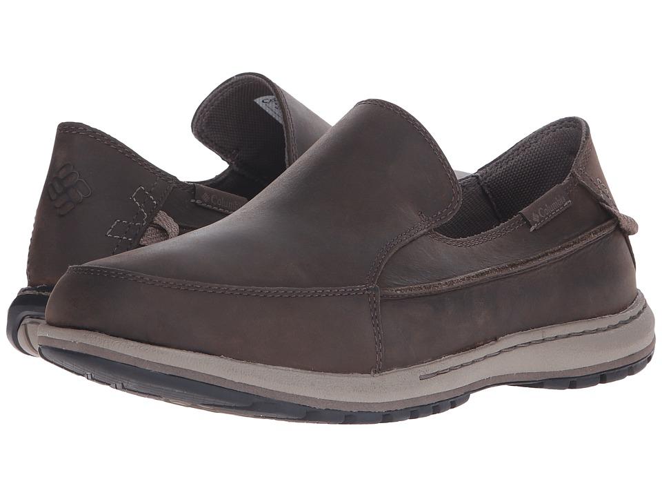 Columbia Davenport Slip II (Cordovan/Mud) Men